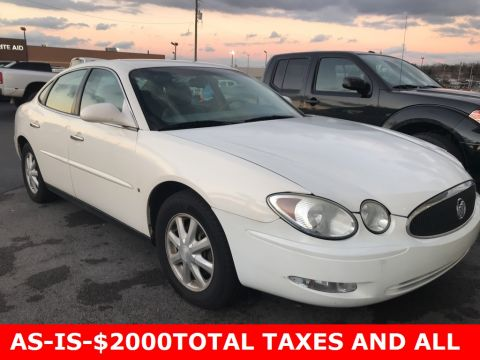 Pre-Owned 2006 Buick LaCrosse CX FWD 4D Sedan
