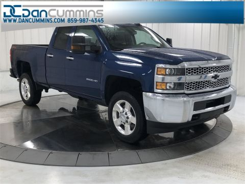 New Chevrolet Silverado 2500 Lexington, KY | Dan Cummins Chevrolet Buick