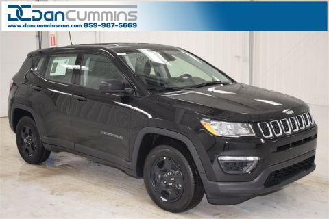 New 2019 Jeep Compass Sport FWD 4D Sport Utility