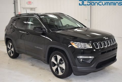 New 2019 Jeep Compass Latitude FWD 4D Sport Utility