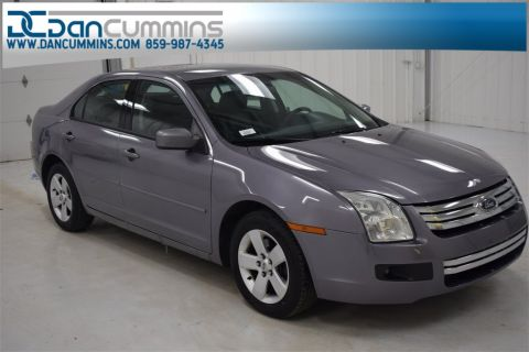 Pre-Owned 2007 Ford Fusion SE FWD 4D Sedan