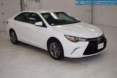 Pre-Owned 2017 Toyota Camry SE FWD 4D Sedan