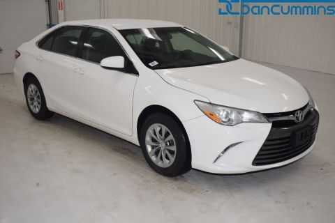 Pre-Owned 2017 Toyota Camry LE FWD 4D Sedan