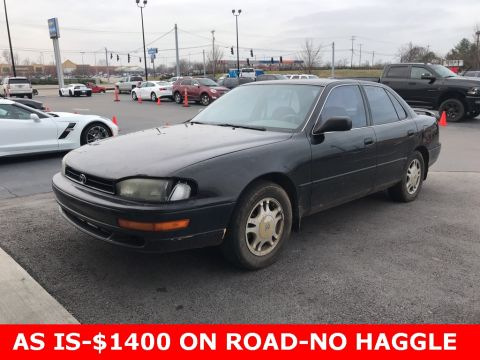 Pre-Owned 1992 Toyota Camry XLE FWD 4D Sedan