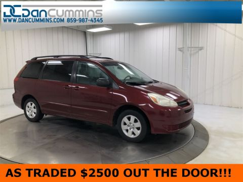 Pre-Owned 2004 Toyota Sienna CE