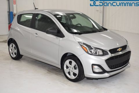 New 2019 Chevrolet Spark LS FWD 4D Hatchback