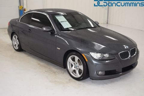 Pre-Owned 2007 BMW 3 Series 328i RWD 2D Convertible