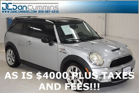 Pre-Owned 2009 MINI Cooper S Clubman FWD 2D Coupe